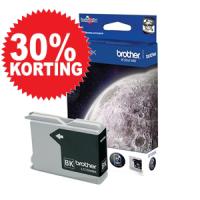 Brother LC-1000BK inktcartridge Zwart Origineel - Outlet